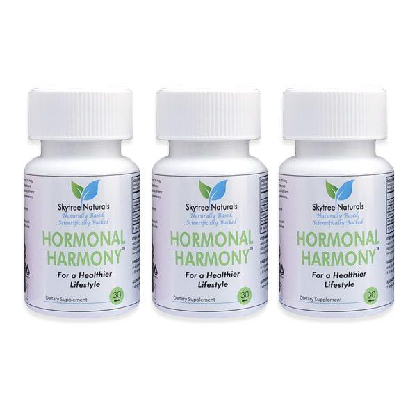 Save 20% – When you buy 3 Hormonal Harmony